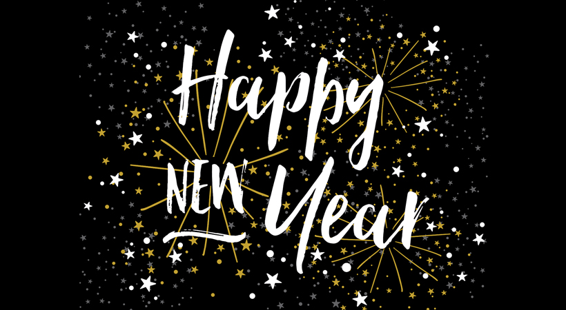 Wishing All of You a Happy NEW YEAR!!