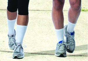 Athletic Support Crew Socks for Men and Women