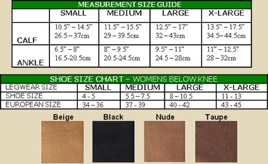 Venosan Ultima Veno Sheer Knee High 30-40 mmHg Compression