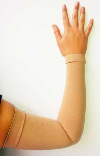 980ad4cc1e Lymphedema Compression Arm Sleeve | Clinically Proven
