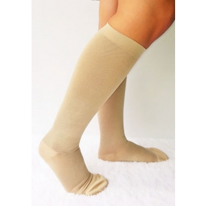 The Natural Women's Flight / Travel Knee Sock