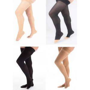 The Natural Two Way Stretch Thigh High Image
