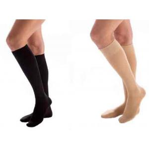 Carolon Health Support Black Knee High Stocking