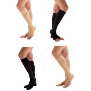 Shaped to Fit - Microfiber Stretchy - Knee High Image