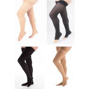 Shaped to Fit - Microfiber Stretchy - Thigh High Image