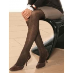 Jobst UltraSheer Diamond Thigh High Image