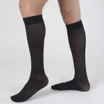 The Natural Women's Microfiber Knee Sock Image