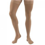 JOBST Relief Thigh Highs with Silicone Dot Band - 30-40mmHg