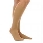 CLEARANCE Women's Opaque Knee High - 20-30 mmHg