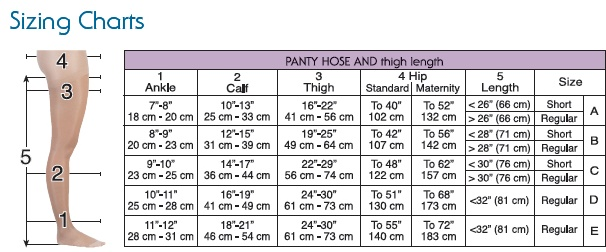 carolon-health-support-tights-size-chart