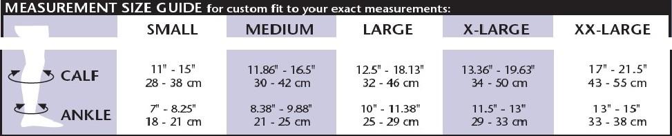 Venosan Sheer Knee High 15-20 mmHg Compression Support